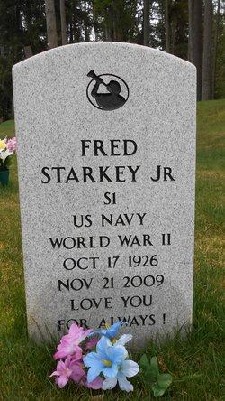 Frederick Eugene Starkey, Jr