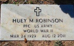 Huey M. Robinson