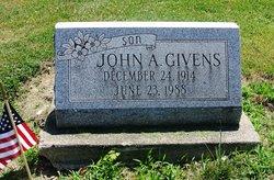 John A. Givens