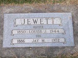 Louise Jane <i>Benzie</i> Jewett