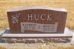 Kathryn Elizabeth <i>Schwindt</i> Huck