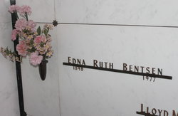 Edna Ruth Dolly <i>Colbath</i> Bentsen