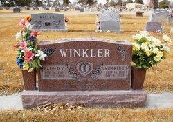 Mildred E. <i>Holm</i> Winkler