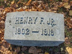 Henry Francis Gundrum, Jr