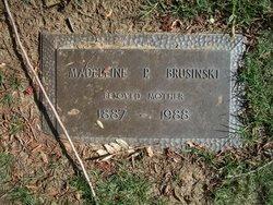 Madeleine P <i>Prevost</i> Brusinski