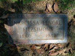 Narcissa L <i>Griffin</i> Fitzsimons