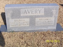 Malinda <i>Brumley</i> Avery