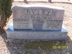 Benjamin Franklin Avery