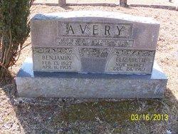 Elizabeth <i>Bennett</i> Avery