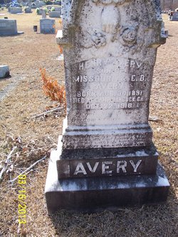 Henry Avery