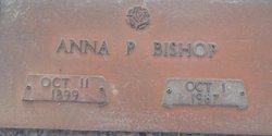 Anna P Bishop