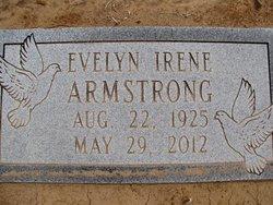 Rev Evelyn Irene <i>Shook</i> Armstrong