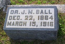 Dr Jesse Newton Ball
