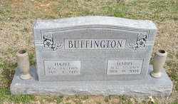 Hazel A <i>Hunt</i> Buffington