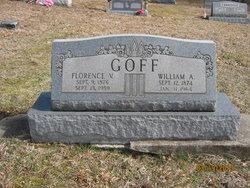 Florence Alvena <i>Barr</i> Goff