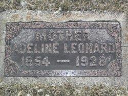 Adeline <i>Weaver</i> Leonard