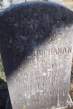 Mary E Buchanan