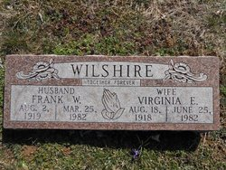 Virginia Esther <i>Ishmael</i> Wilshire