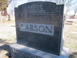Harry G Carson