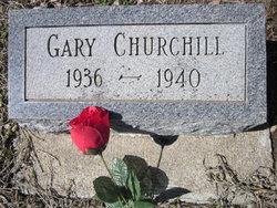 Gary Donn Churchill