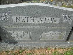 Robert Vincent Netherton