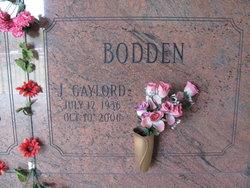 Joseph Gaylord Bodden