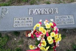 Frank W Raynor