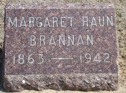 Margaret Ellen <i>Haun</i> Brannan