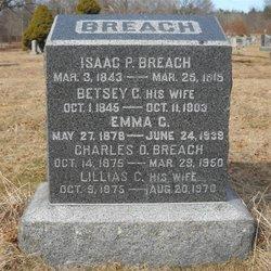 Isaac Parcels Breach