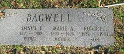 Marie A Bagwell