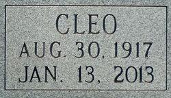 Cleo <i>Gideon</i> Dean