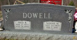 Fred R. Dowell