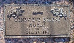 Dr Genevieve Erlene Hubly