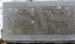 Cora Cordelia <i>Barratt</i> Sterling