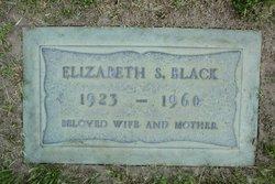 Elizabeth S <i>Reoch</i> Black