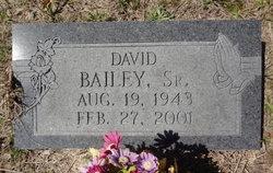 Johnnie David Bailey