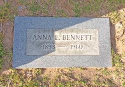 Anna E Bennett