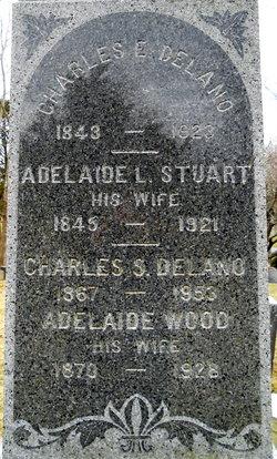 Adelaide Louise <i>Stuart</i> Delano