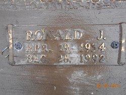 Ronald J Ron Asper