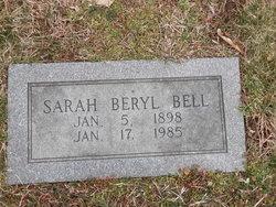 Sarah Beryl <i>Murphy</i> Bell