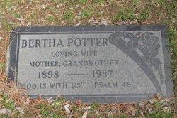 Bertha <i>Nolan</i> Potter