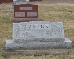Earnest Lawrence Amick