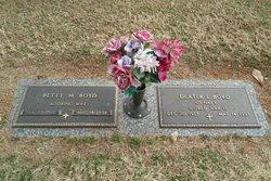 Mrs Betty M. <i>Carlson</i> Boyd