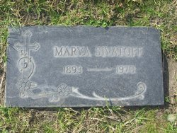 Marya Catherine Maria <i>Casattas</i> Sivatoff
