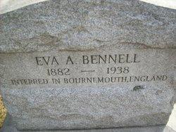Eva A. Bennell