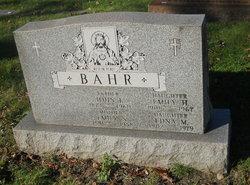 John F Bahr