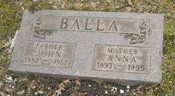 Anna Balla