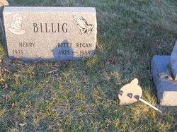 Betty <i>Regan</i> Billig