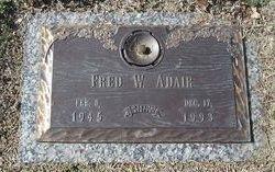 Fred Wayne Adair