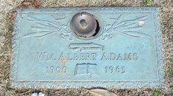 William Albert Adams
